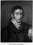 Карл Мария Фридрих Август фон Вебер  (1786 — 1826)